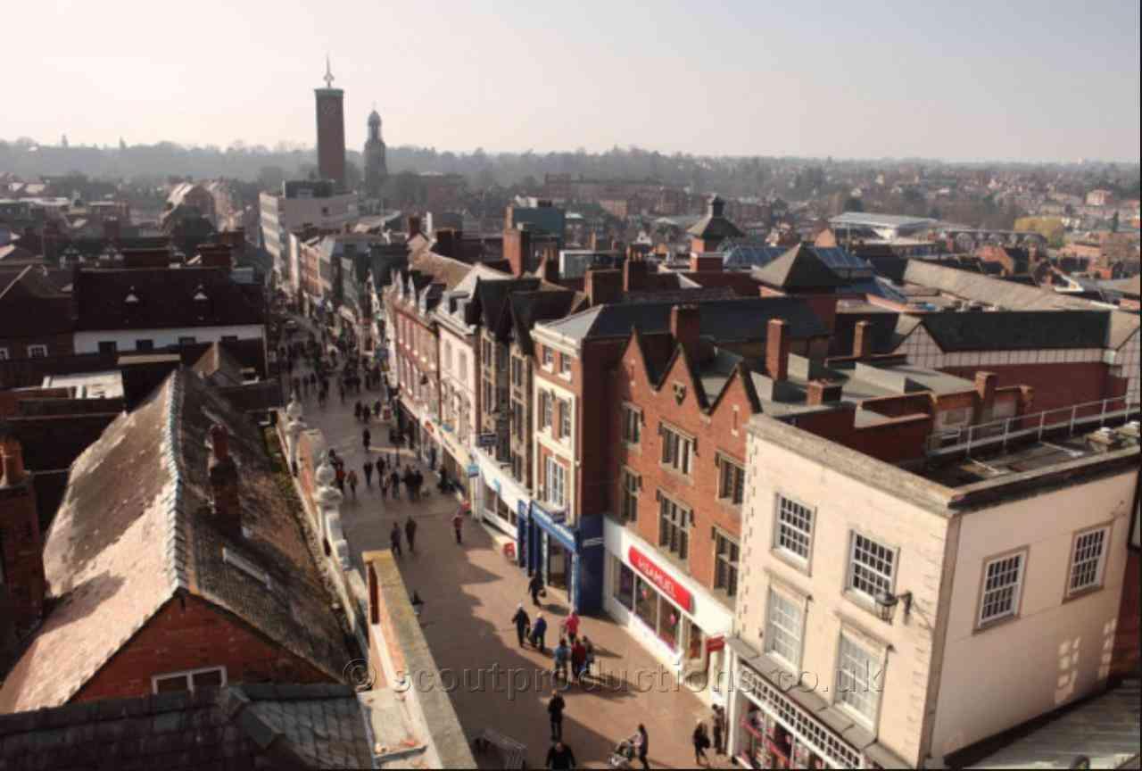 High Street & Provincial towns