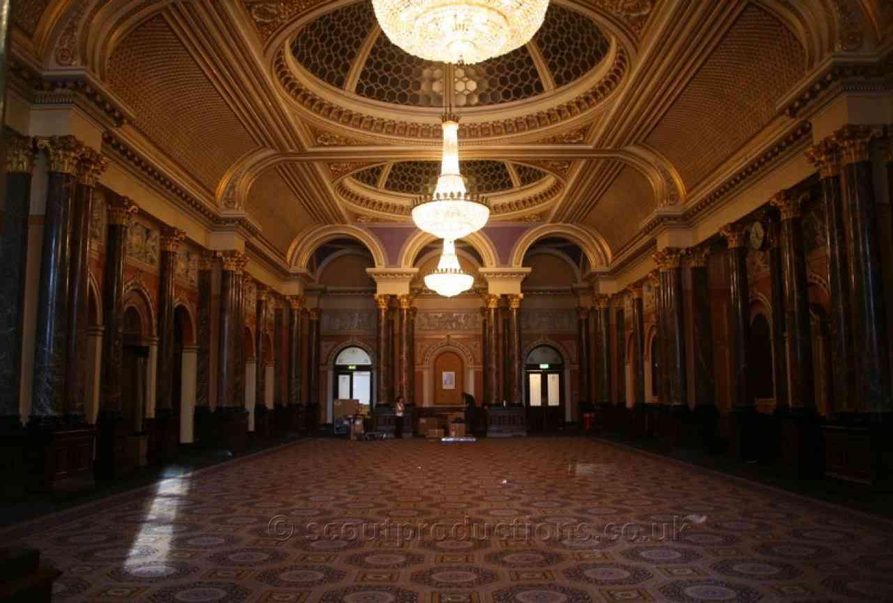 Guild Halls / Institutions