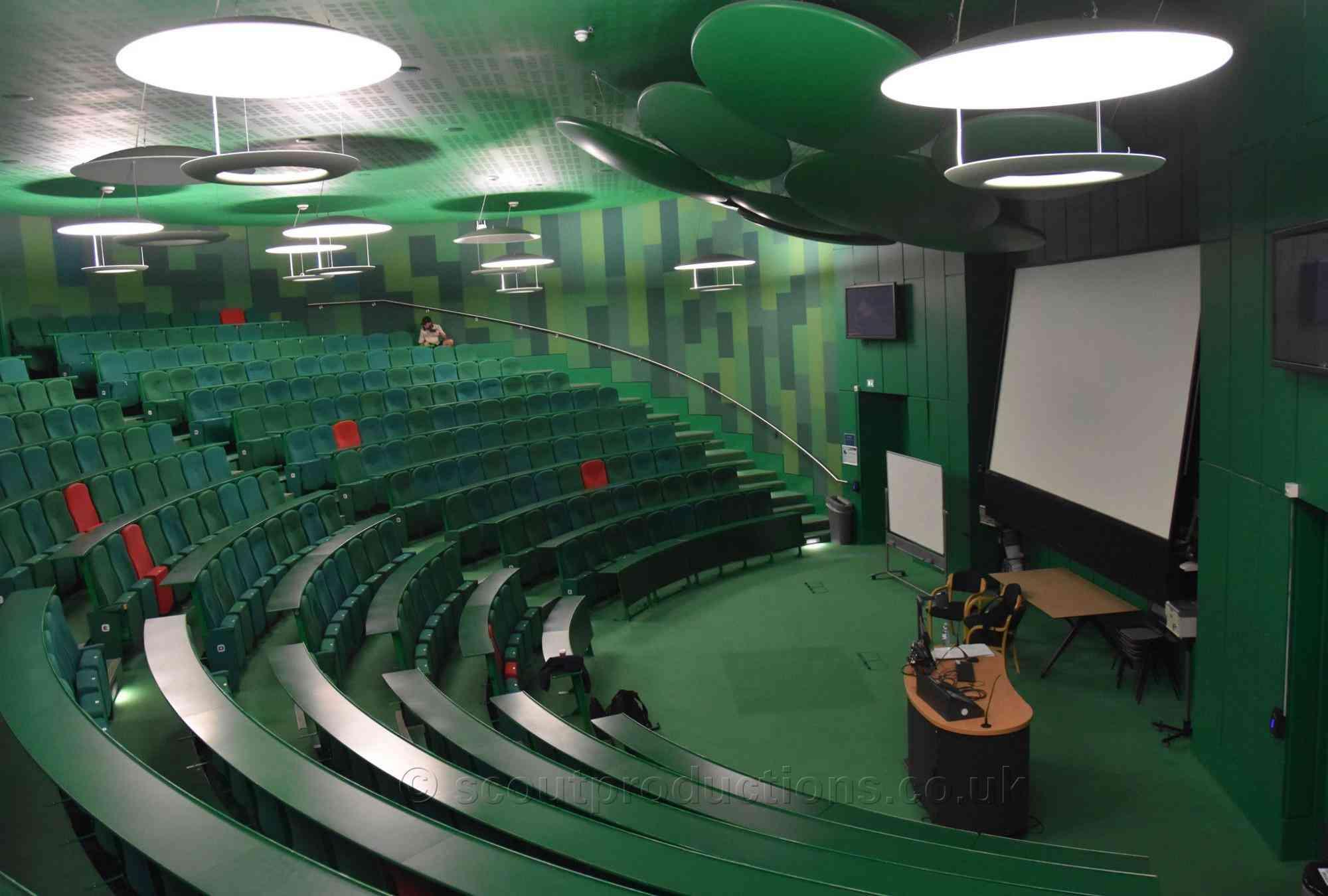Theatre & Auditorium