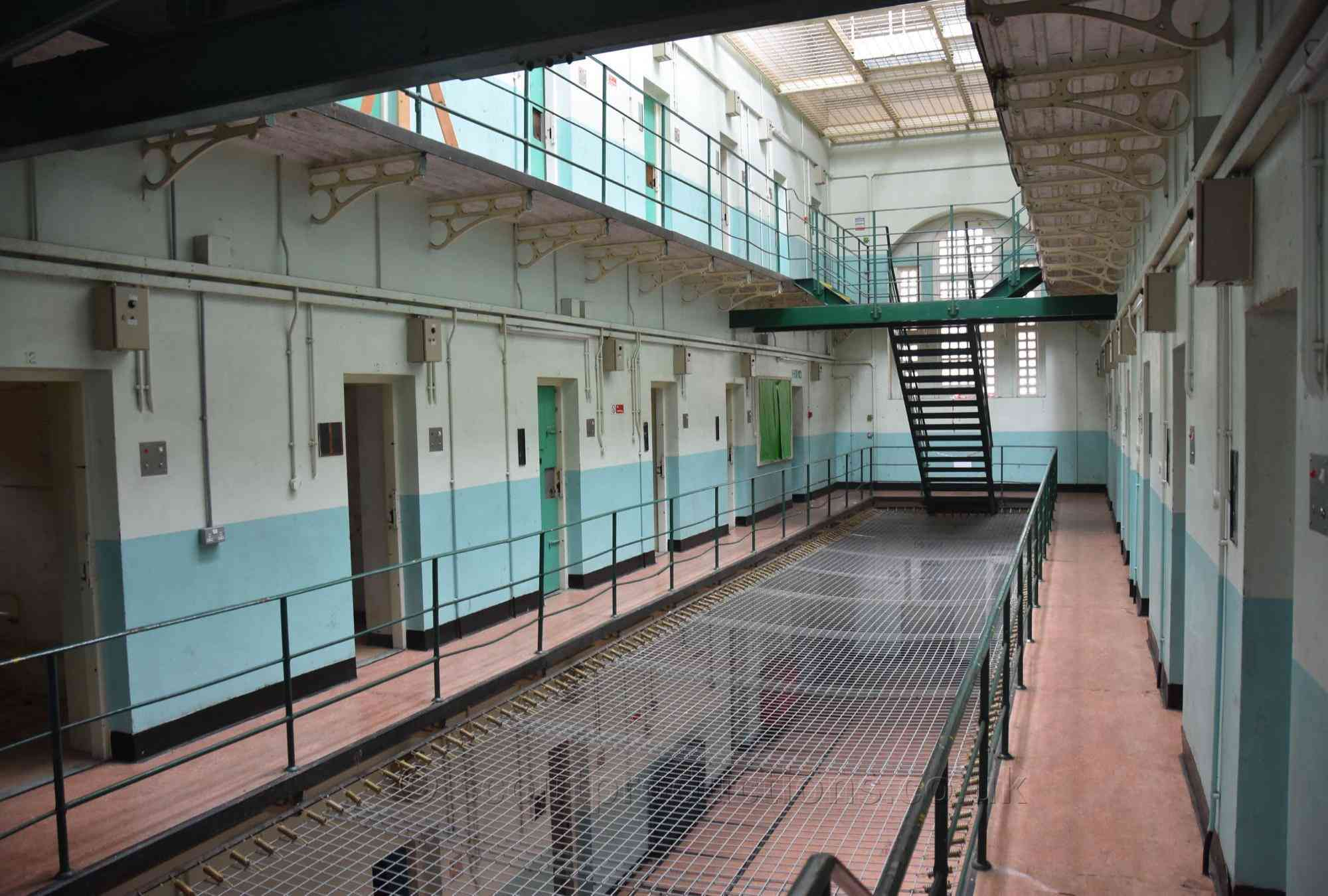 Police Stations & Prisons