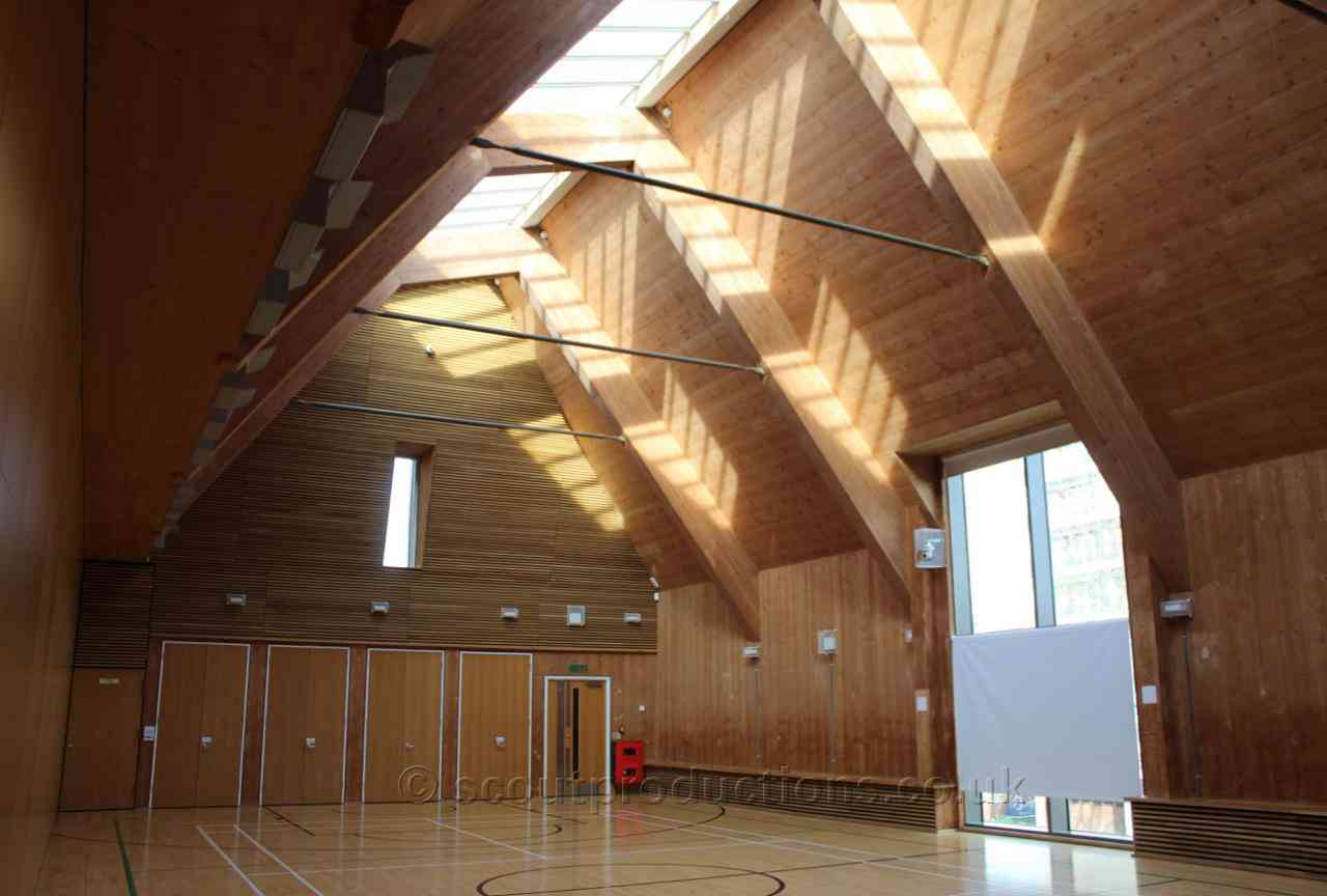 Gyms & Sports Halls